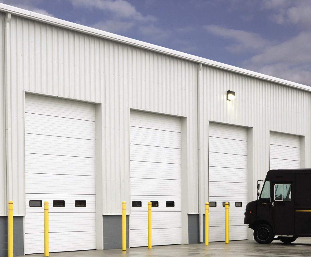Wayne Dalton Model 5150 Insulated Sectional Steel Doors
