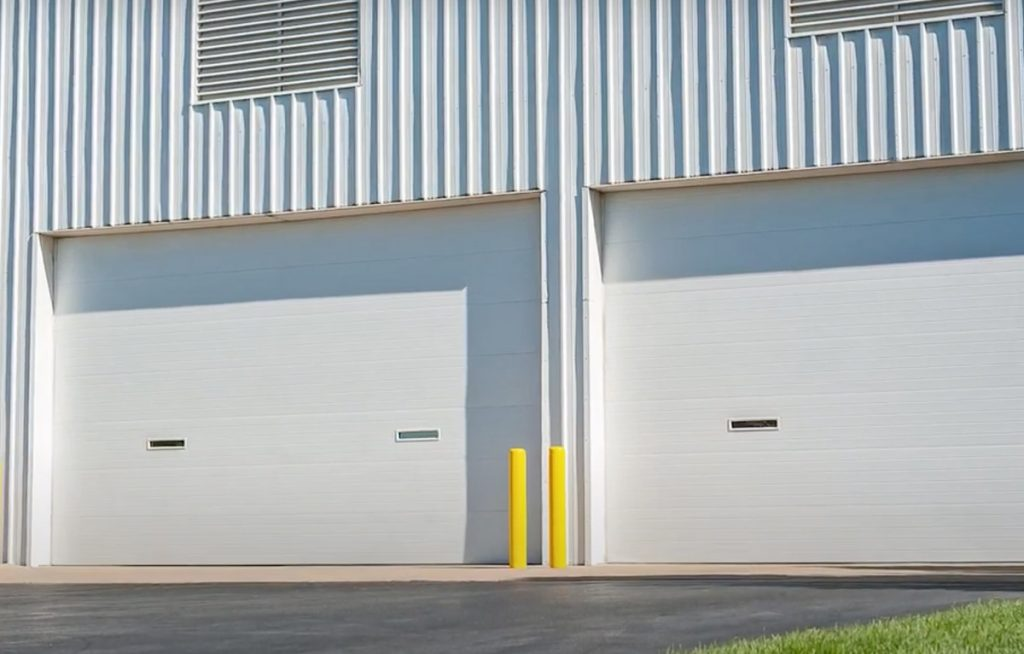 CHI 3222 Sectional Commercial Garage Door