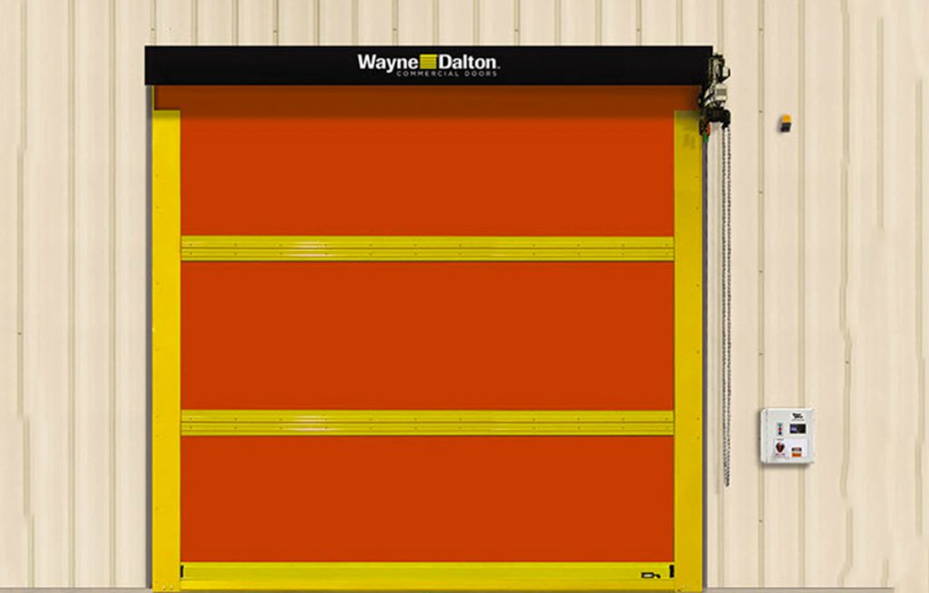 Wayne Dalton 884 High Speed Commercial Garage Door