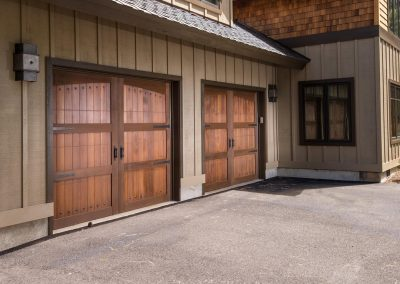 custom garage doors, wood doors