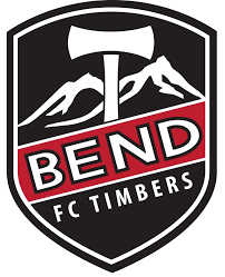 Bend Timbers FC logo, color