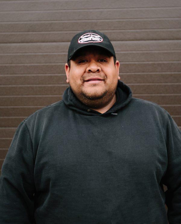 Ramon Hernandez headshot