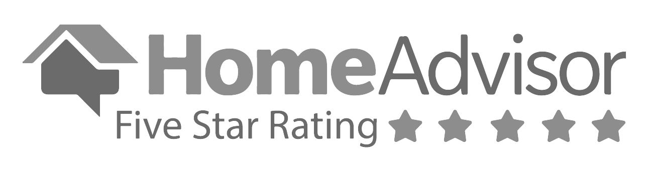 Home Advisor 5 Star Rating logo