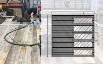 CAD Design and Our Wood Garage Door Process