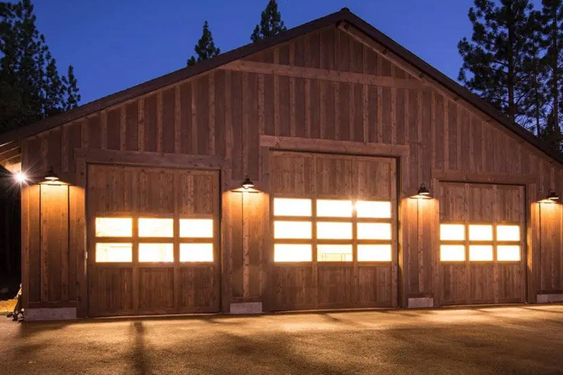 How to Maintain Your Wood Garage Door for Ultimate Curb Appeal