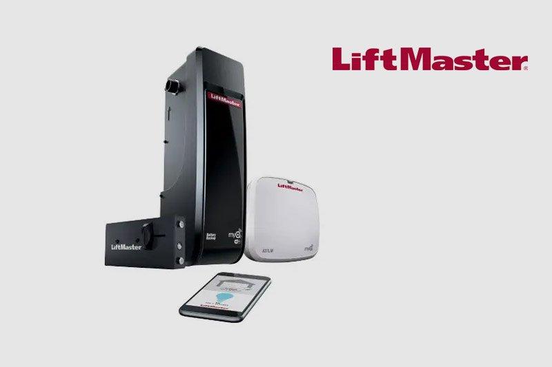 How LiftMaster Garage Door Openers Do the Heavy Lifting