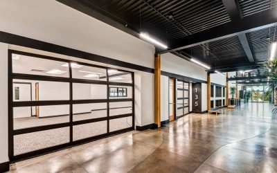 COGD Project Highlight: Using Our Commercial Garage Door Expertise For The Quad Project