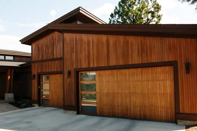 5 Custom Garage Door Projects We're Most Proud Of