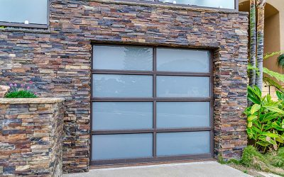 Take Advantage of Central Oregon Sunshine with an All Glass Garage Door